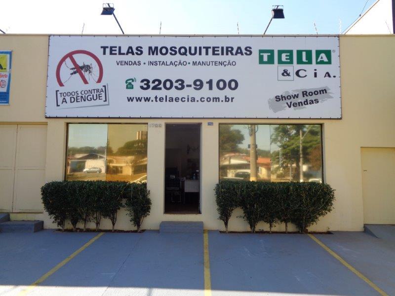 Telas contra insetos sp